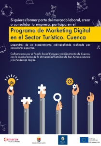 Imagen Programa Marketing Digital Turismo